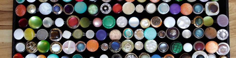Rings From Old Buttons
