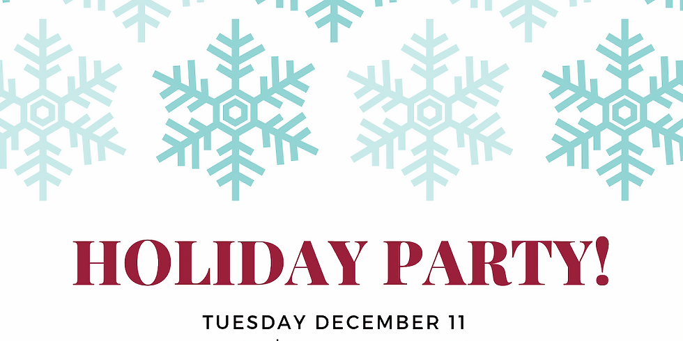FREE Holiday Party!