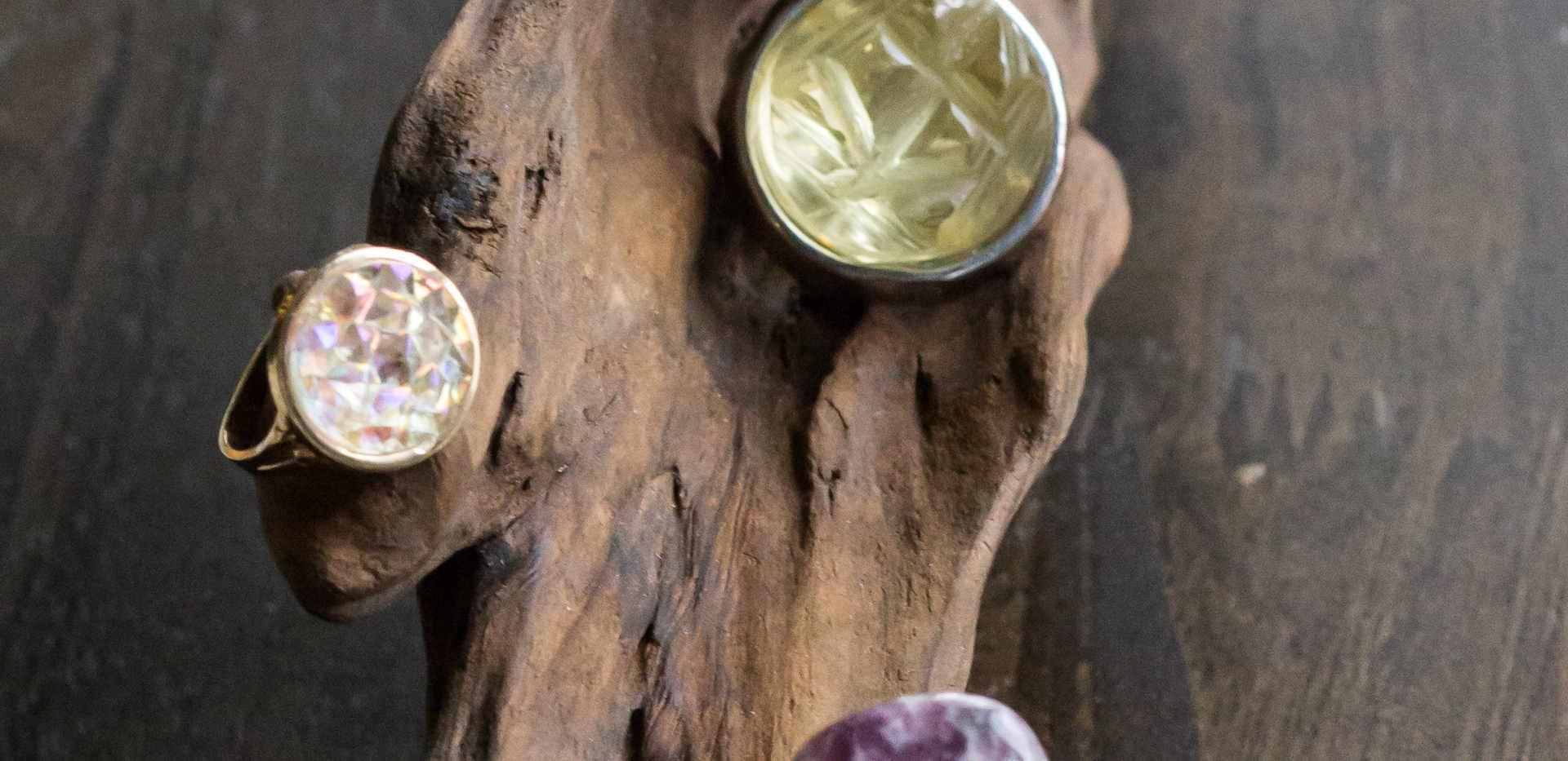 North Carolina made jewelry