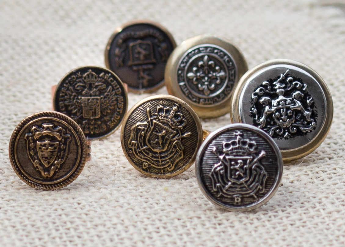 Buttons Up CLT