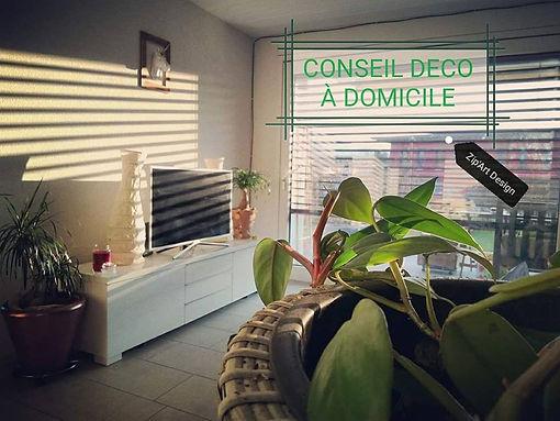 aménagement intérieur, décoration salon