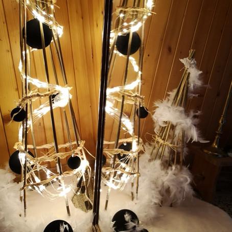 """Des """"tipis de Noël"""""""