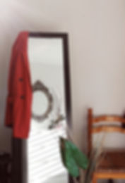 aménagement d'une chambre, diy miroir