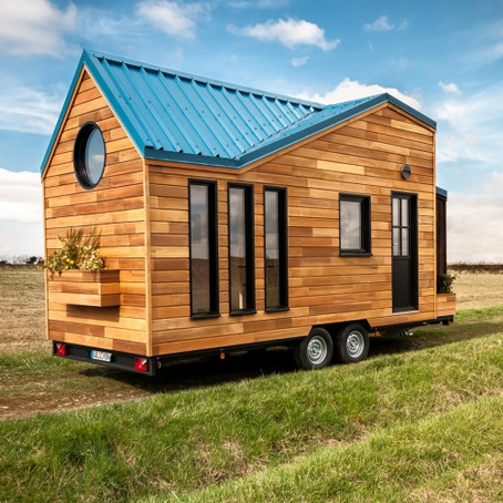 Tiny houses, késako?!