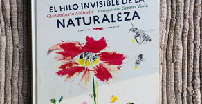 Reseña El hilo invisible de la naturaleza