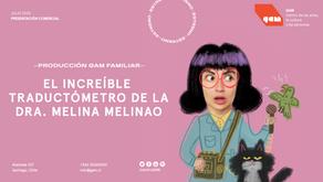 El increíble traductómetro de la Dra. Melina Melinao