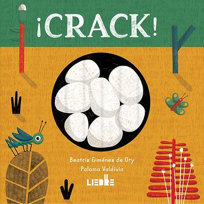 ¡Crack!