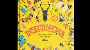 Reseña de Insectopedia