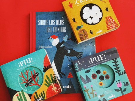 Conversación con Ediciones Liebre, entrevista Fundación Palabra