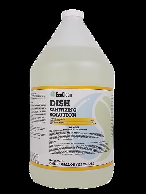 Dish Sanitizing Solution