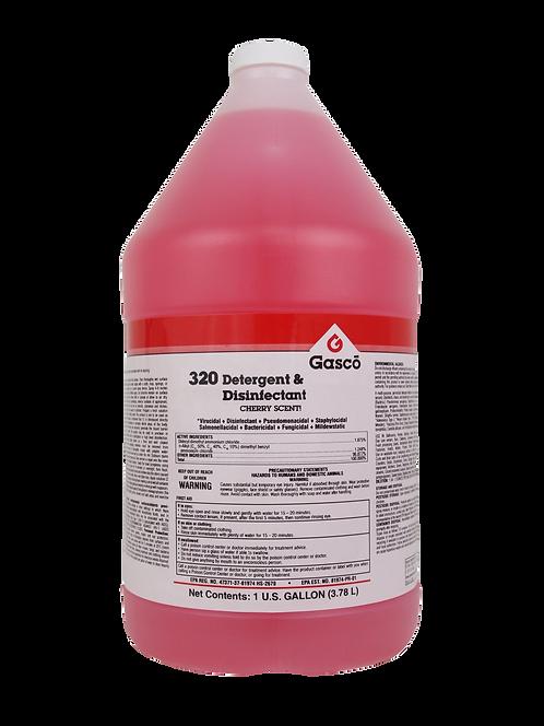 320 Detergent & Disinfectant