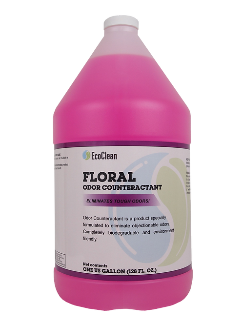 Floral Odor Counteractant