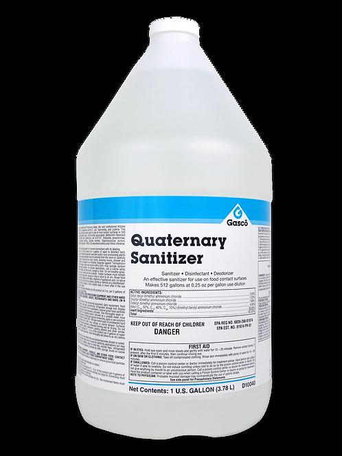 Quaternary Sanitizer