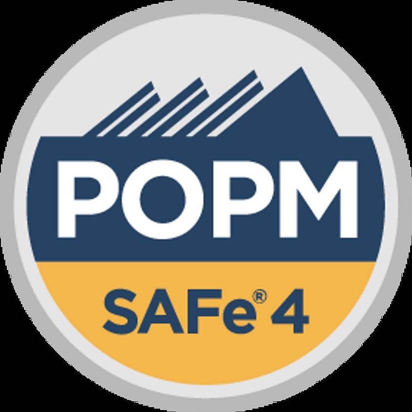 SAFe Product Owner/Product Manager (PO/PM)  - Session en Français