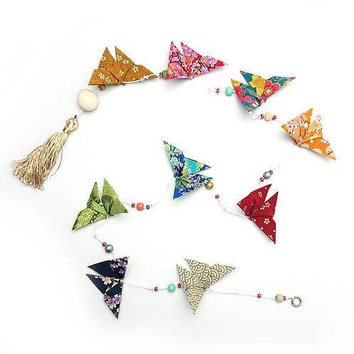 Guirlande diffuseur de parfum - papillons