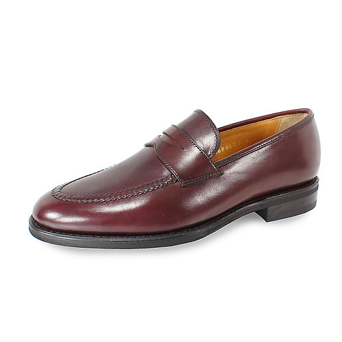 W0601 LOAFER BURGUNDY / BALL BAND