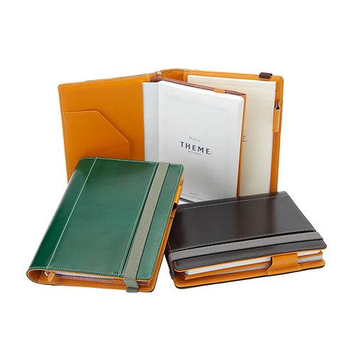 GTH-1113 ビジネス手帳B6サイズ 差し込みタイプ/THEME
