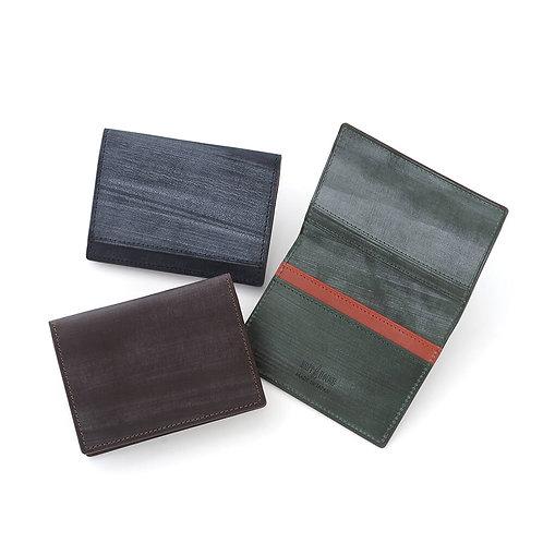 JPB-5013 ブライドルレザー 名刺&カードケース / BRIT HOUSE