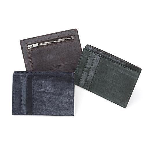 JPB-5014 ブライドルレザー 薄型ウォレット&カードケース / BRIT HOUSE