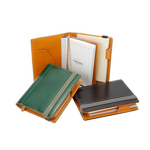 GTH-1110 ビジネス手帳A6サイズ 差し込みタイプ/THEME