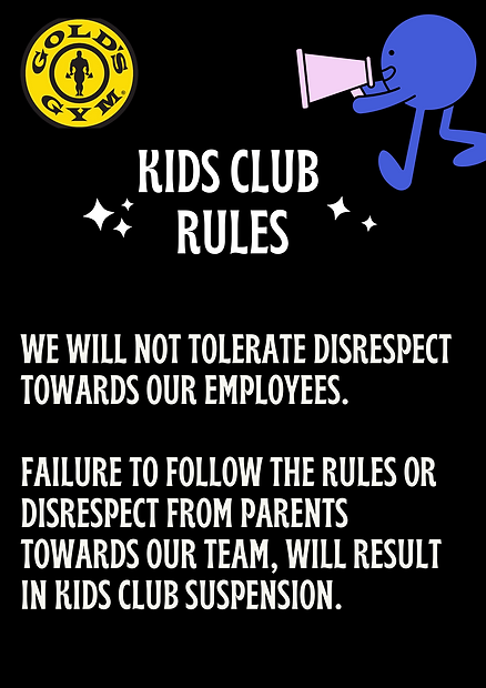 Copy of Black Colorful Stickers Straightforward Classroom Rules Education Portrait Poster.