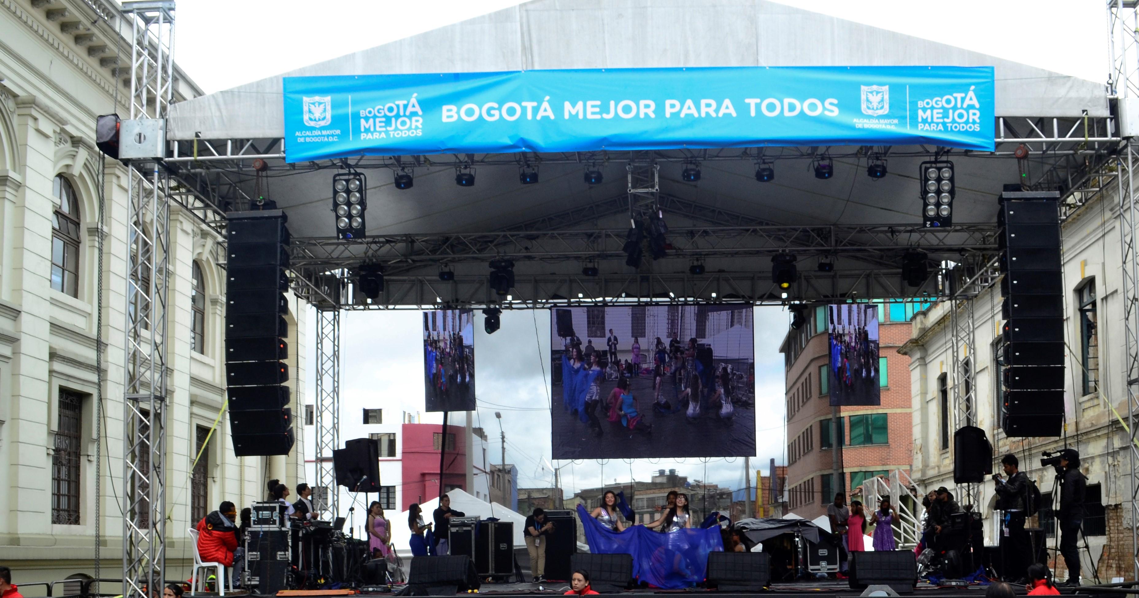 Apertura Festival Bronx La Milla