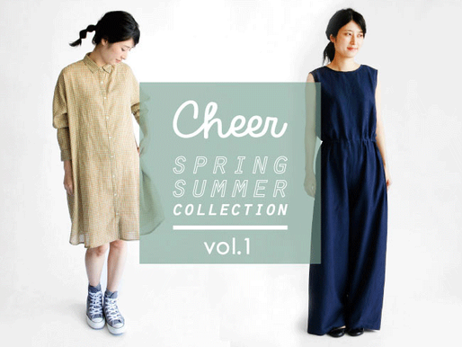 Cheer  2019  SPRING&SUMMER  vol.1  内見会のご案内