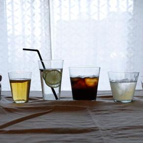 ガラス食器のある景色。 #13