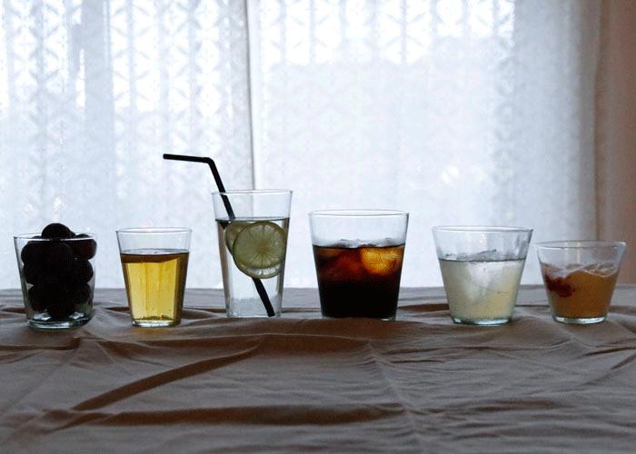 リューズガラスコップ