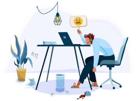 Avoiding Work-at-Home Virtual Shock
