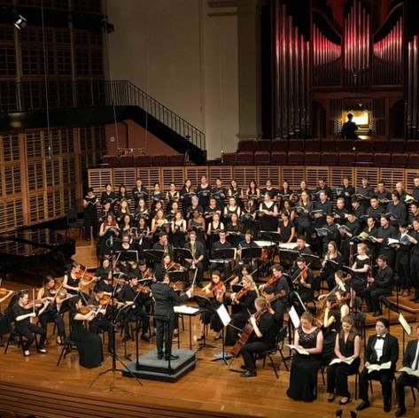 Voces Caelestium 5th Charity Concert