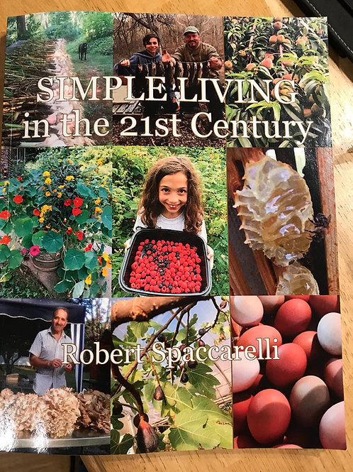 Simple Living in the 21st century/book