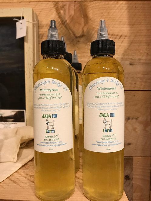 Massage & Body Oil