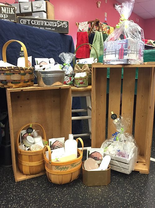 gift baskets/gift sets