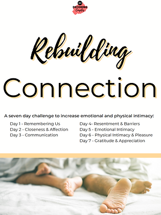Rebuilding Connection