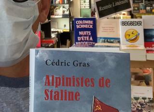 Cédric Gras, écrivain réaliste des sommets soviétiques