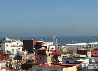 A Tanger avec Duras et Duroy