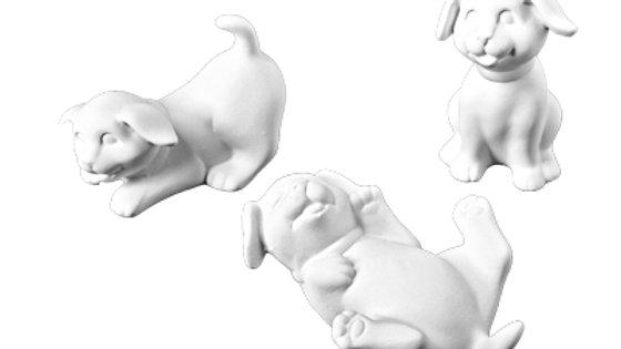 Hundebabies (3 Versionen)