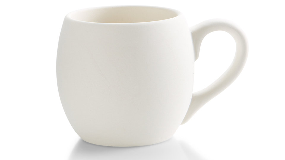 Bauchige Tasse