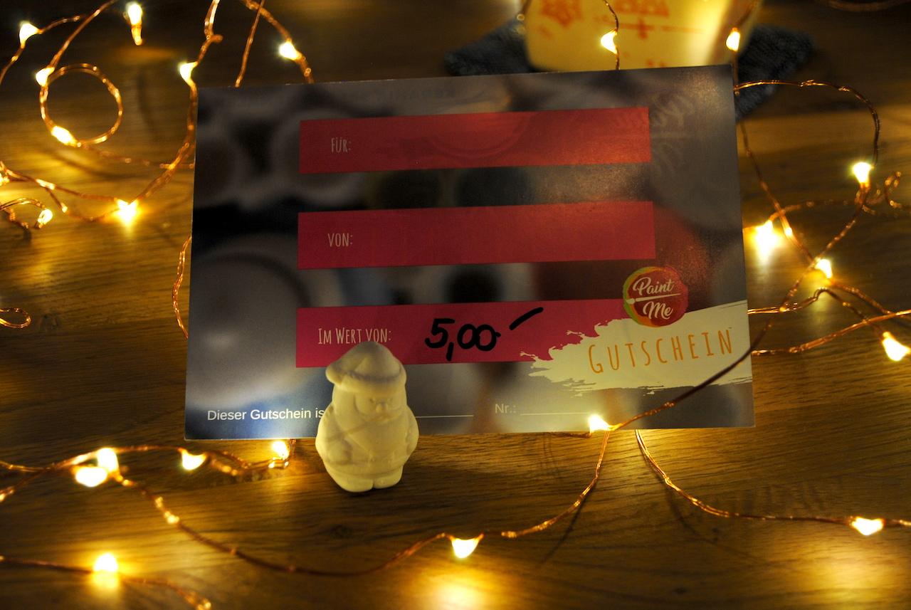 6. Dezember: 5€ Gutschein und Santa