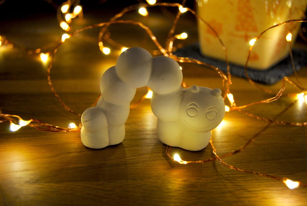 18. Dezember: Keramikraupe