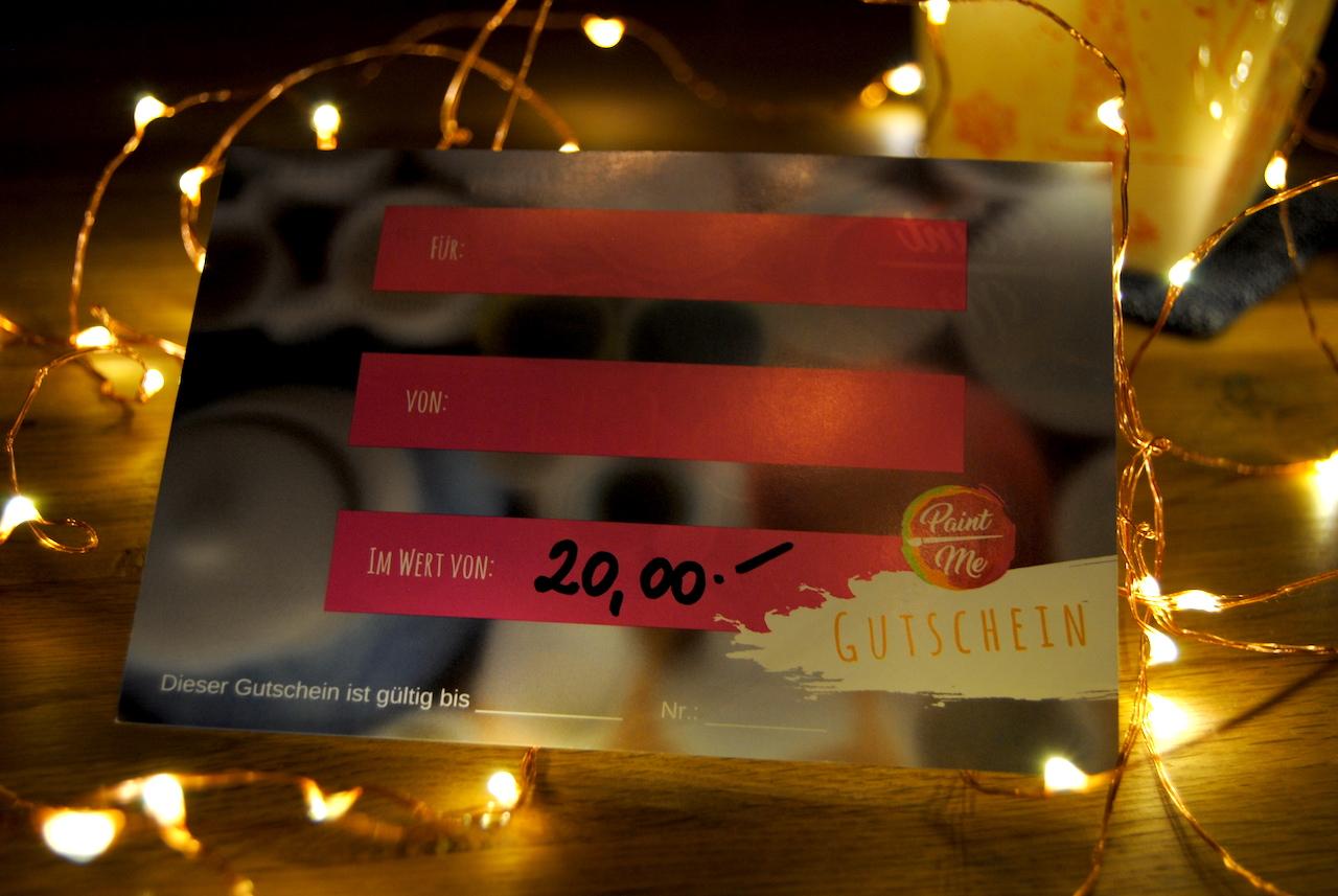 24. Dezember: 20€ Gutschein
