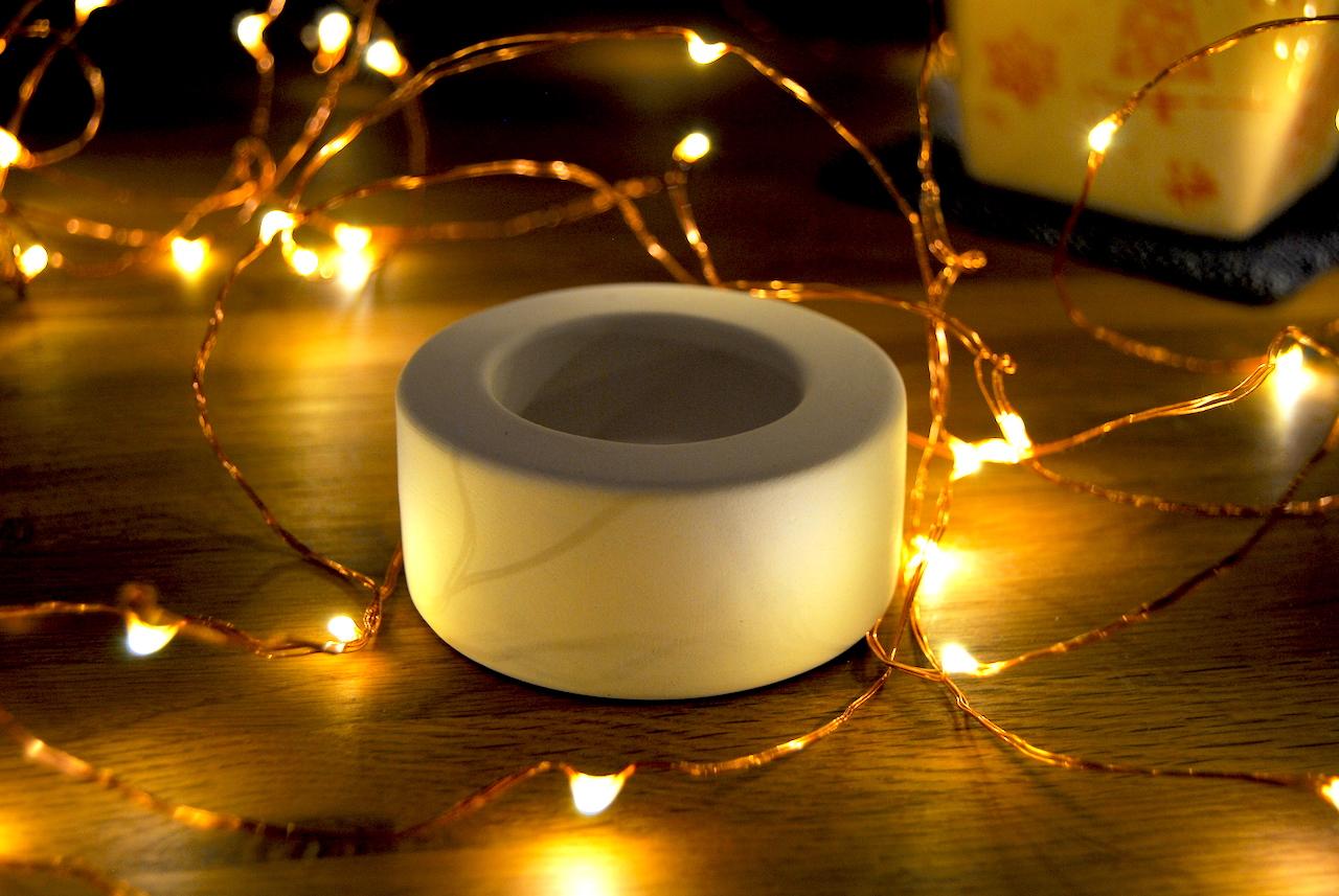 12. Dezember: Teelichthalter
