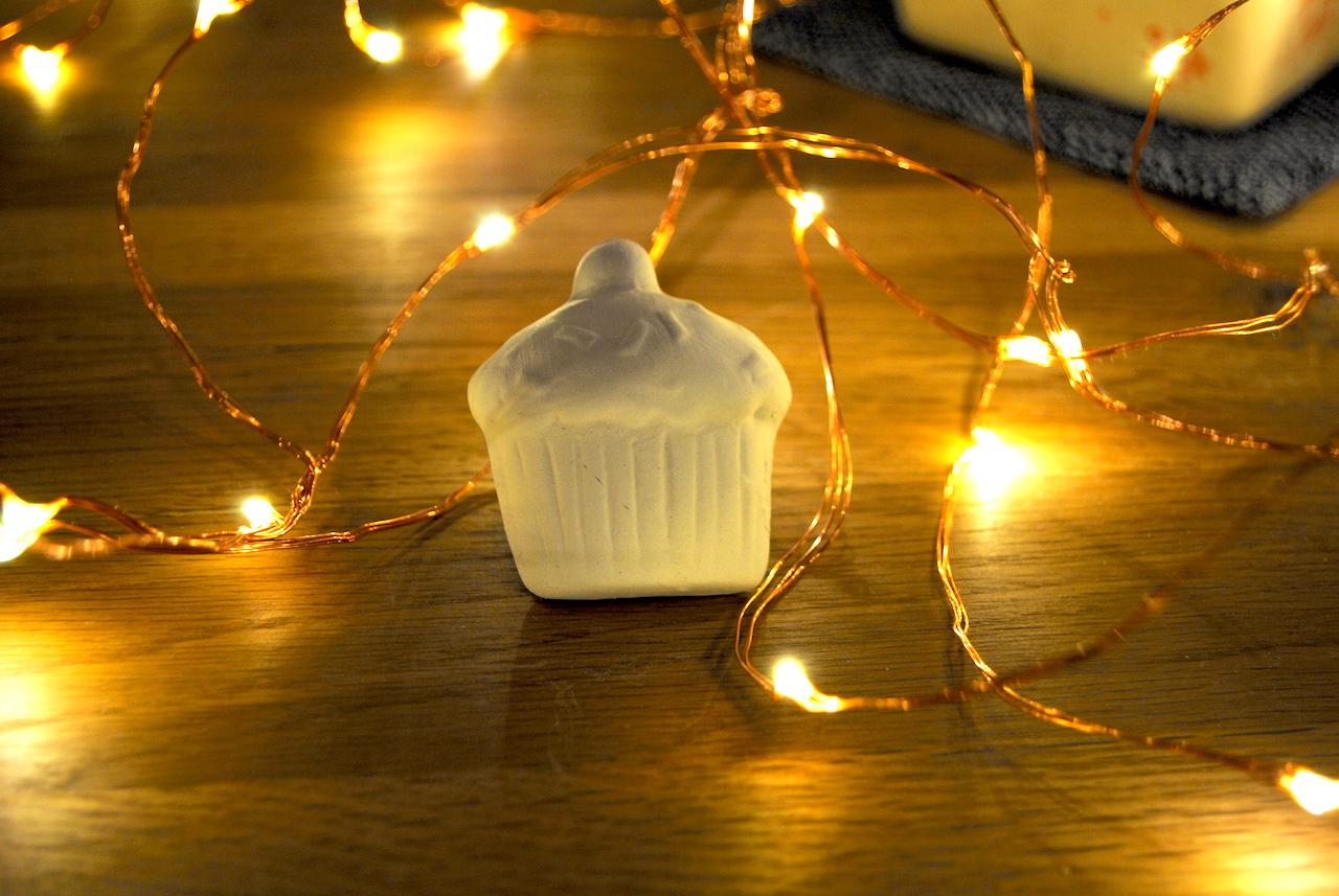 13. Dezember: Cupcake Sticker