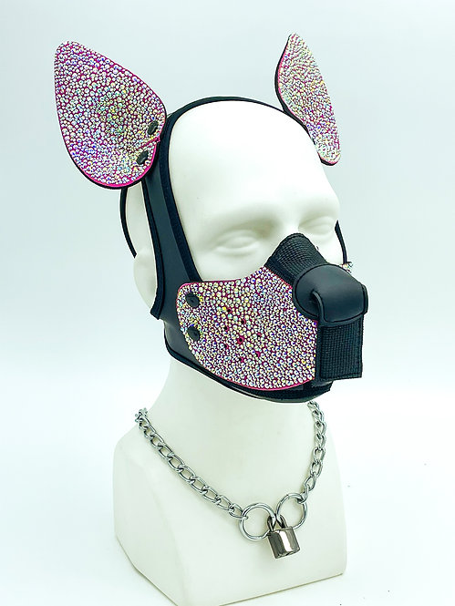 STONED MASK WITH EARS