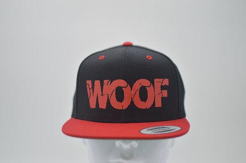 WOOF SNAPBACK CAP