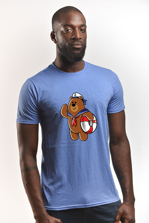 TSHIRT SAILOR BEAR