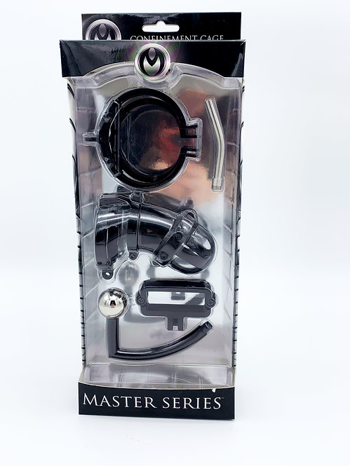 MASTER SERIES CHASTITY CAGE