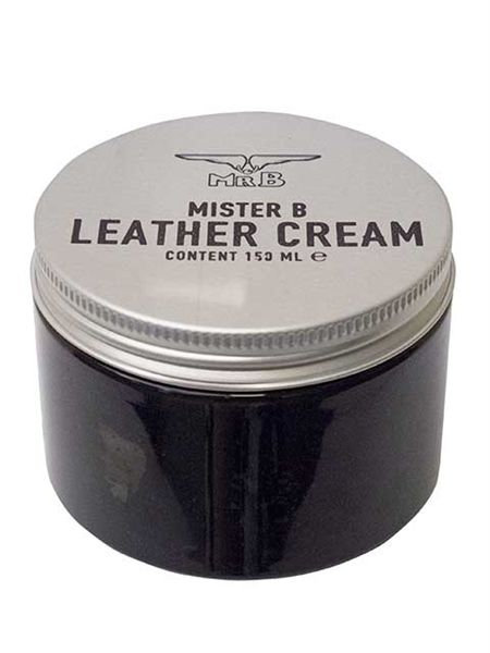 MISTER B. LEATHER CREAM