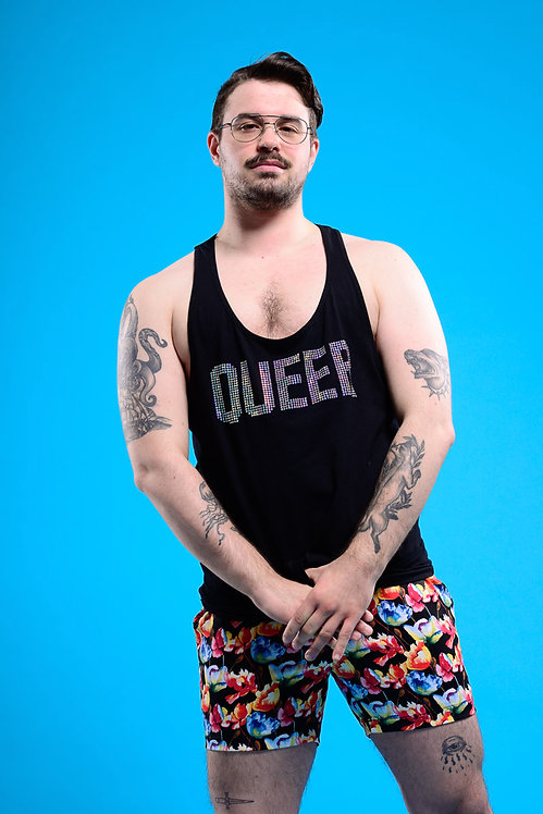 QUEER GYM TANK TOP
